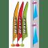 Waver banner Hauteur 4 m - Voile 360 x 90 cm