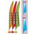 Waver banner Hauteur 5 m - Voile 460 x 102 cm