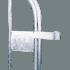 LOT de 100 Barrières de sécurité 14 barreaux - FRANCO
