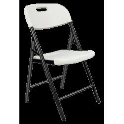 Chaise pliante en polypropylène