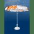 Parasol publicitaire Rond diamètre 180 cm