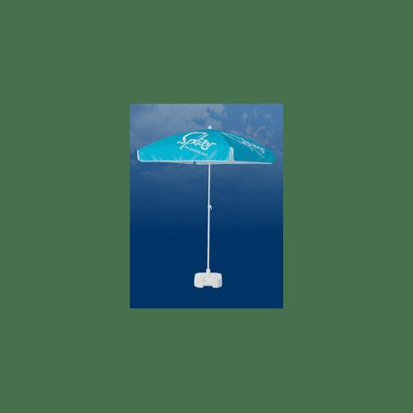 Parasol publicitaire Carré 135x135 cm