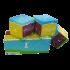 Pouf cube 38 cm