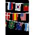 Guirlande Aléatoire Pays du Monde 10 mètres