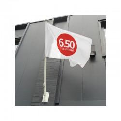 Mât de façade 3 mètres - Diam. 60 mm