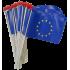 Drapeaux 10x15 Europe à agiter