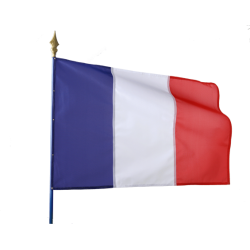 Drapeau France 060x090 cm