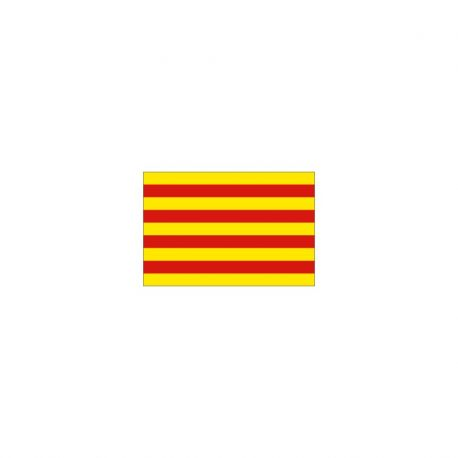 Oriflamme province Catalan