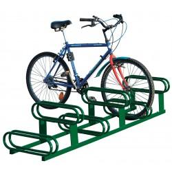 Support cycles 6 places décalées