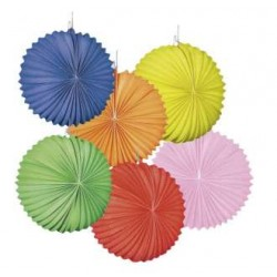 Lampion ballon uni - LOT de 12