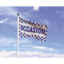 Pavillon horizontal Occasion 120x180 cm - Bleu