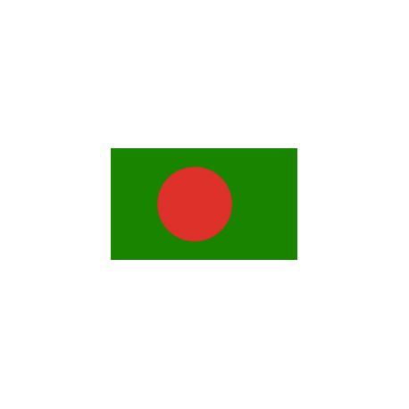 Drapeau de table Bangladesh 10 x 15 cm