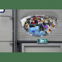 Miroir hémisphérique Vision à 180°