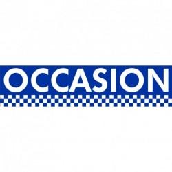 Cache-plaque d'immatriculation Occasion - LOT de 10 - Bleu