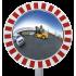 Miroir pour l'Industrie 180 ° - Garantie 3 et 6 ans
