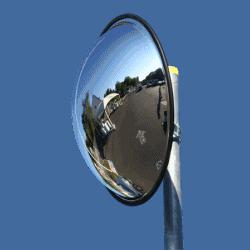 Miroir multi-usages 180° - Garantie 3 et 6 ans