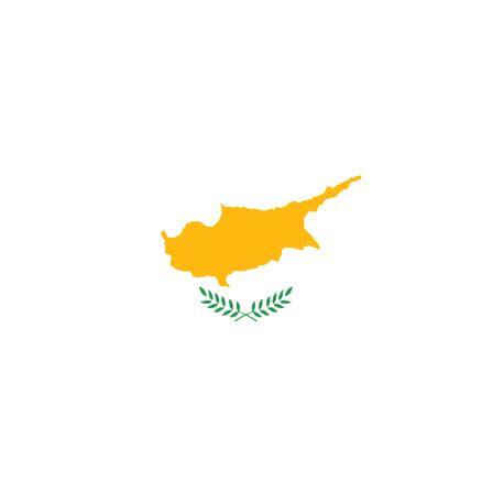 Drapeaux 14x21 Chypre à agiter
