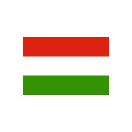 Drapeaux 14x21 Hongrie à agiter