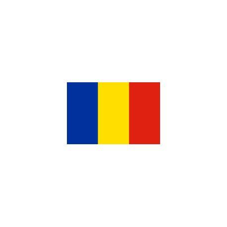 Drapeaux 14x21 Roumanie à agiter