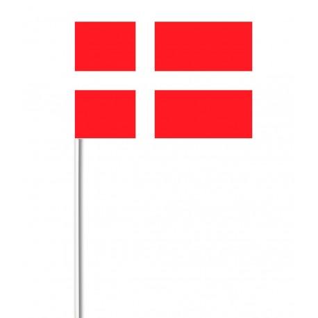 Drapeaux 14x21 Danemark à agiter