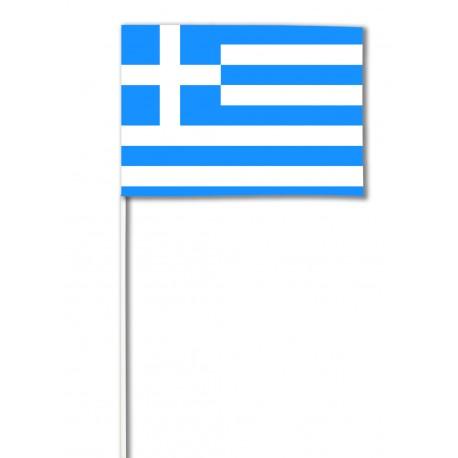 Drapeaux 14x21 Grèce à agiter