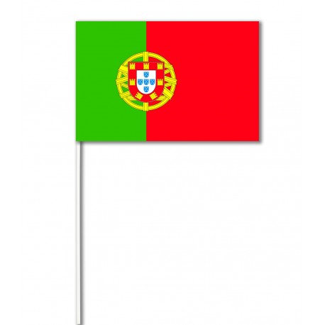 Drapeaux 14x21 Portugal à agiter