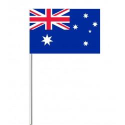 Drapeaux 14x21 Austalie à agiter