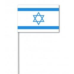 Drapeaux 14x21 Israël à agiter