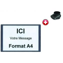 Support d'information format A4