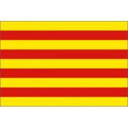 Drapeaux 14x21 Catalan à agiter