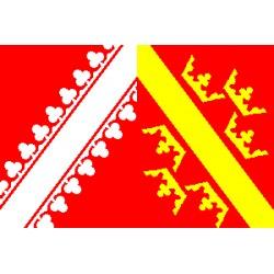 Drapeaux 14x21 Alsace à agiter