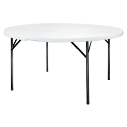 Table pliante en polypropylène