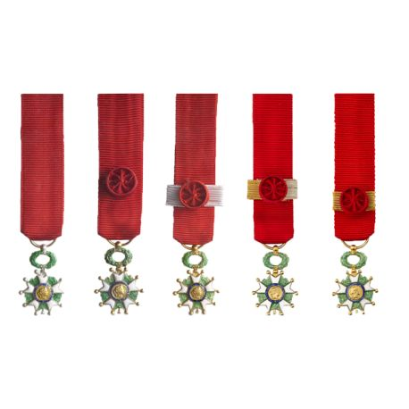 Médaille de la Légion d'Honneur - Réduction