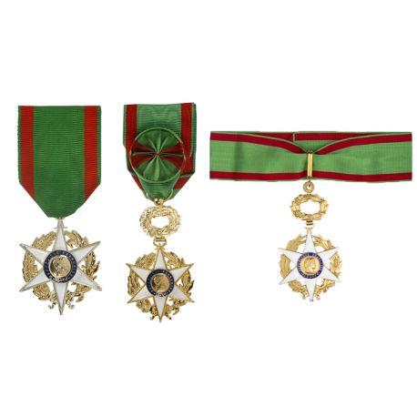 Médaille de l'Ordre du Mérite Agricole
