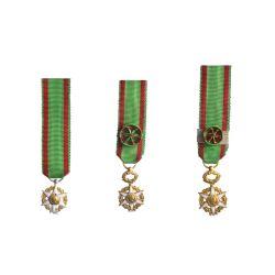 Médaille Réduction de l'Ordre du Mérite Agricole