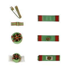 Attributs Ordre du Mérite Agricle