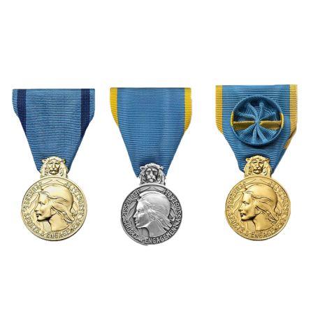 Médaille Jeunesse, Sports et Engagement Associatif