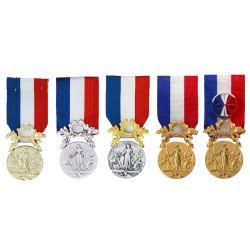 Médaille Courage et Dévouement