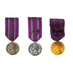 Médaille Honneur des Services Judiciaires