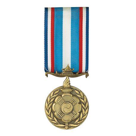 Médaille Commémorative O.N.U. en Corée
