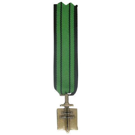 Réduction Croix de la Libération