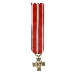Réduction Croix de la Valeur Militaire