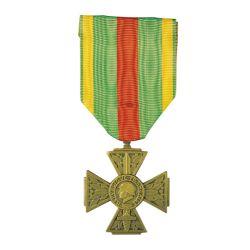 Croix Combattant Volont. 14-18