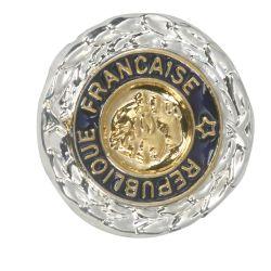 Boutonnière pour Médaille Militaire
