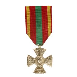 Croix Combattant Volont. 39-45