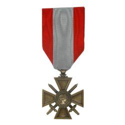 Croix de Guerre T.O.E.