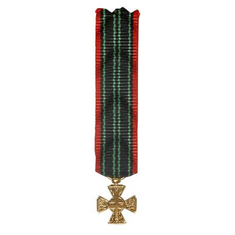 Réduction Croix du Combattant Volontaire de la Résistance